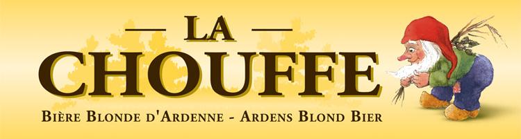 La Chouffe Ardens Blond Bier