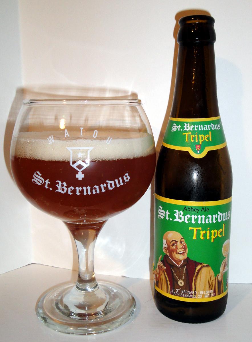 Sint Bernardus Tripel Caf De Trollekelder