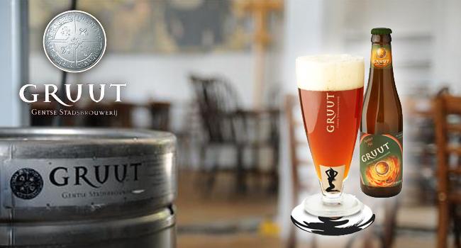 Bier van de maand, september, Gruut Amber, Stadsbrouwerij Gruut