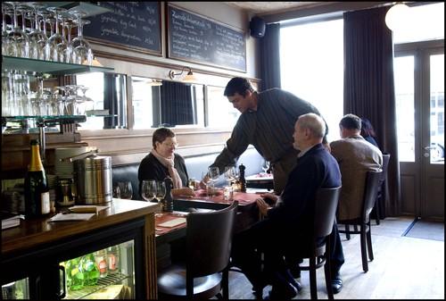 Steendam 66, Steendam, gent, eten in gent, bistro, parijse bistro, eten, Frans-Vlaamse keuken, Bolle Baudewijns, Bernard Baudewijns