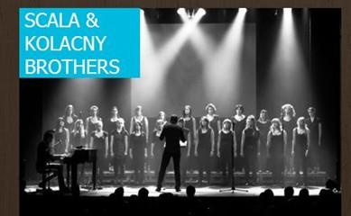 Scala & Kolacny Brothers, Scala, Kolacny brothers, muziek, Bijloke, Gent, evenement, kvlv, uit in gent, wat te doen in gent