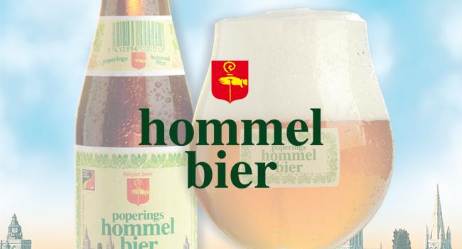 Hommelbier, bier van de maand, brouwerij Het Sas