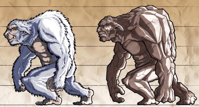 Trollen, trollus sapiens, darwin