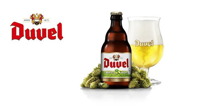 nieuw bier, duvel tripel hop, 2014, café, duvel, hop