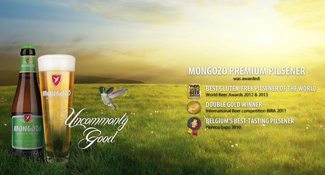 mongozo, glutenvrij bier, biobier, biologisch, bier