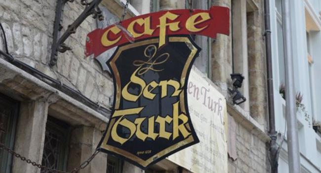 Uitgaan in de buurt, café den turk, gent