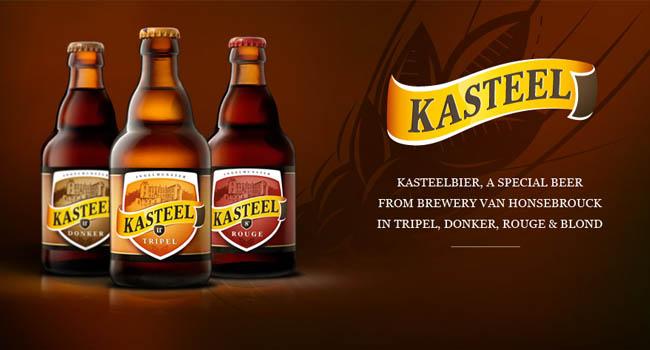 kasteel, kasteelbier, Van Honsebrouck, brouwerij