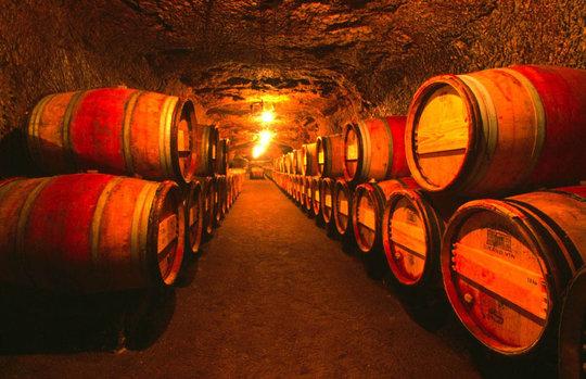 Wijnvaten, Cuvée De Mortagne