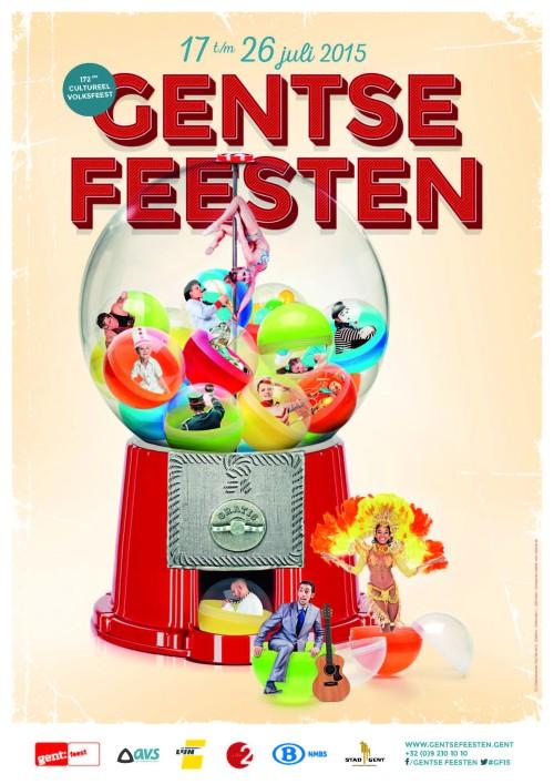 logo, Trollekelder, Gentse Feesten