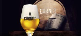 Cornet - Bier van de maand Trollekerder Gent