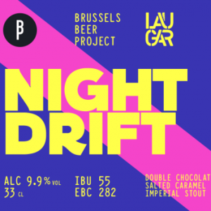 Night drift barrel