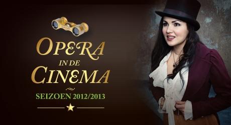 Opera in de cinema Carmen Gent
