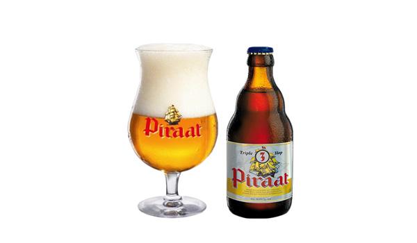 Bier van de maand Piraat tripel