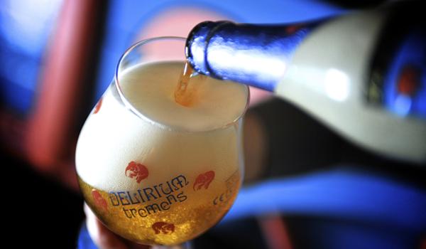 Delirium Tremens bier van de maand trollekelder