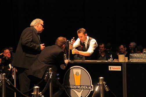 Actua, Nederlands Kampioenschap Biertappen, bier, biertappen