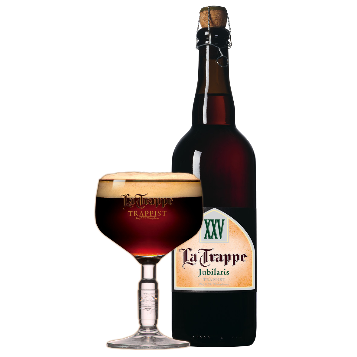 Bier review, bier, Geroen, Geroen Vansteenbrugge, La Trappe, La Trappe Jubilaris, review