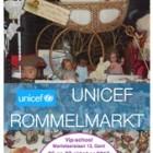 Rommelmarkt, Unicef, VIP-school,Gent
