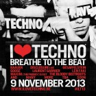 I Love Techno 2013