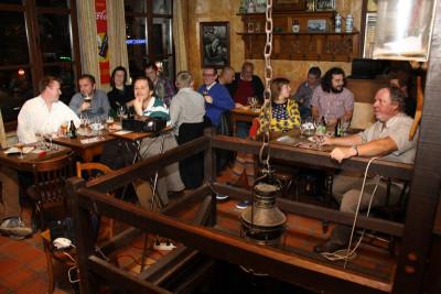 Trollekelder, Café de Trollekelder, biercafé, bierdegustatie, bierproeverij, degustatieworkshop, bier proeven, hopbieren, trendybieren, Geroen, Geroen Vansteenbrugge, bierkenner, Gent