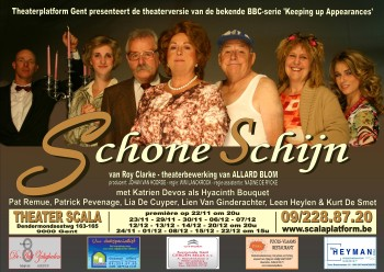 Evenement, Event, Schone Schijn, Keeping Up Appearances, Theater Scala