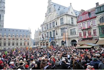 nieuwjaarsdrink Gent