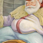 Gambrinus, bierverhalen, gulden godendrank