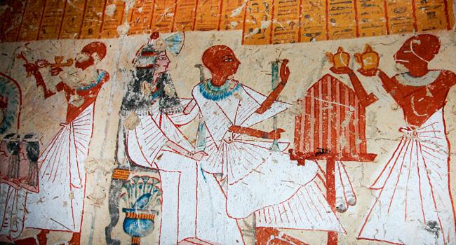 egyptisch graf, brouwer, godendrank, geschiedenis, bier