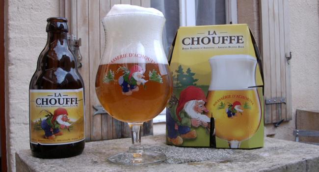buitenland, chouffe, bier