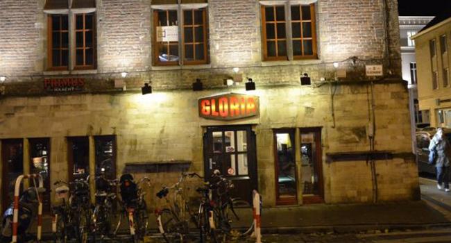 Uitgaan in de buurt, Gloria, Gent
