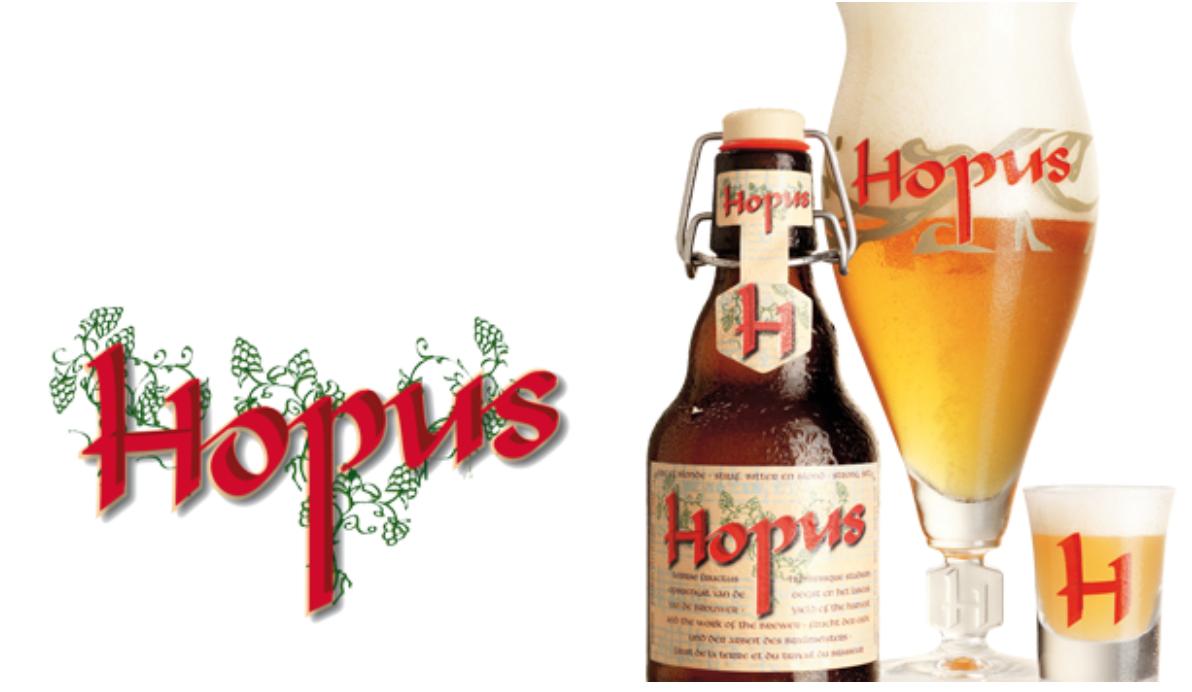 Hopus Primeur, bier van de maand
