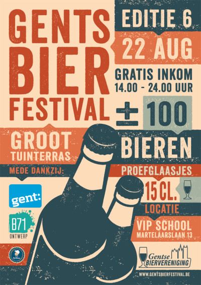 Affiche bierfestival